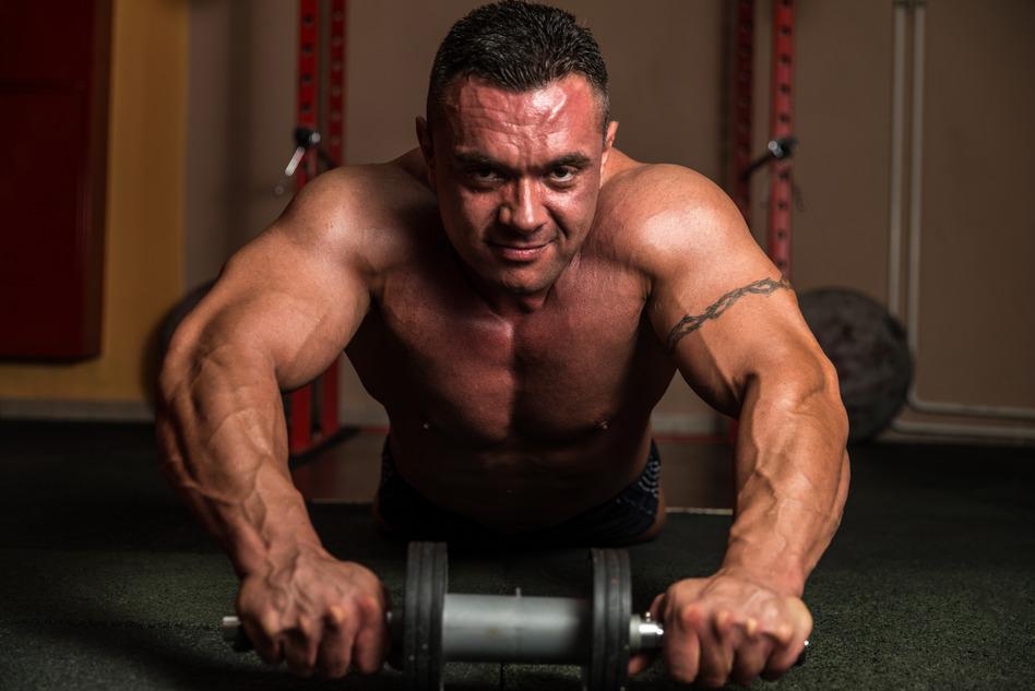 Personal Trainer & Fitness Coach in Jeddah, Saudi Arabia – Omar