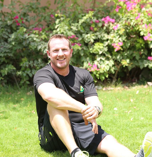 Abu Dhabi TRX Personal Trainer & Tennis Coach – Matt