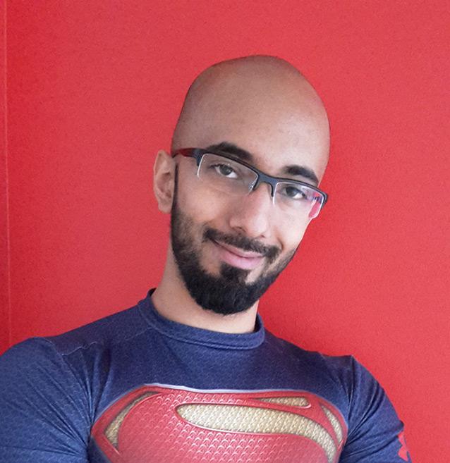 Sharjah Personal Trainer & Nutrition Expert – Irfan