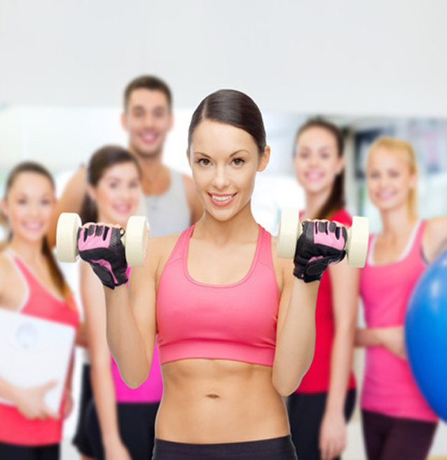 Female Personal Trainer In Doha, Qatar – Rachel