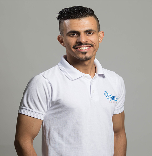 Personal Trainer In Riyadh, Saudi Arabia – Alwaleed Alkeaid