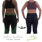 Aileen - Female PT Abu Dhabi - Client Weight Loss Transformation Image 3