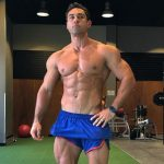 Bahrain bodybuilding coach and personal trainer - fouad saeed