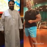 Body transformation coach in Dubai - Aly