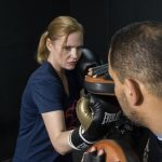Boxing Personal Trainer In Abu Dhabi Iryna