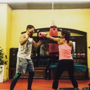 Female Jiu Jitsu, Kickboxing and Ladies Fitness Coach in Abu Dhabi - Valeria