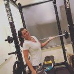 Female Kickboxing Coach In Abu Dhabi - Valeria