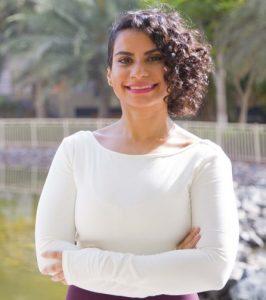 Female Personal Trainer & Yoga Coach In Riyadh - Rafaa