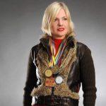 Female boxing coach and personal trainer in Abu Dhabi UAE - Iryna