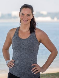 Female fitness personal trainer in Abu Dhabi - Aileen