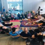 Group Yoga Classes in Abu Dhabi with Coach Elena