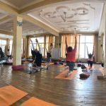 Group Yoga Coaching Online In Manama Bahrain With Personal Trainer Norah Ali
