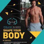 Manama - Bahrain - Personal Trainer Fouad - online fitness coaching leaflet