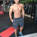 Manama muscle building coach and personal trainer - fouad saeed
