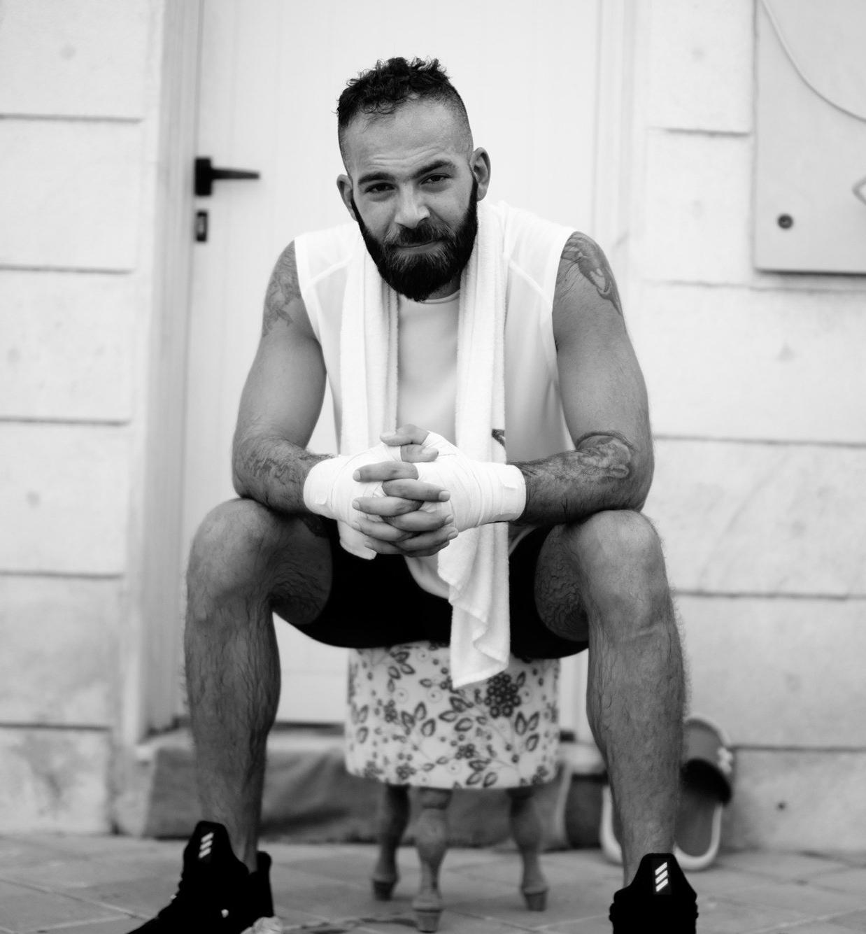 Mixed Martial Arts, Jiu Jitsu & Kickboxing Coach In Dubai - Marc A
