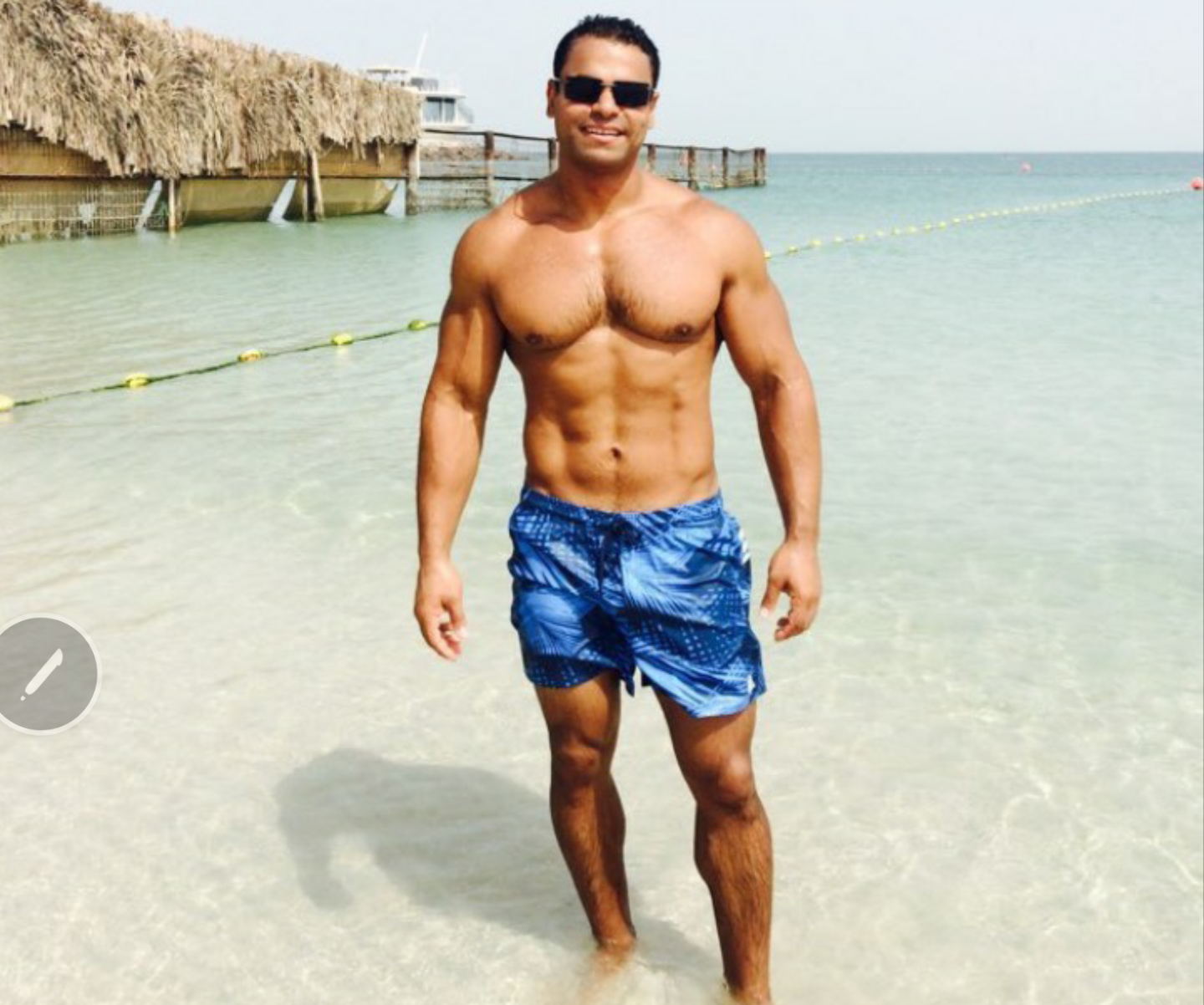 Muscle Building Coach in Jeddah - Aly