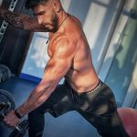 Muscle Building in UAE with PT Christophe