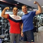 Muscle building coach in Dubai - PT Aly