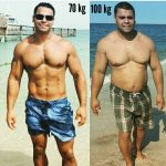 Online PT Oman Aly - Client Weight Loss Image 1