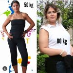 Online PT Oman Aly - Client Weight Loss Images
