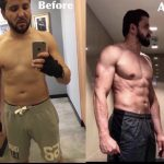 Personal Trainer in Manama Fouad Saeed - Client Before & After Image 3
