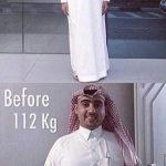 Personal Trainer in Manama Fouad Saeed - Client Before & After Image 4