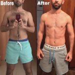 Personal Trainer in Manama Fouad Saeed - Client Before & After Image 6