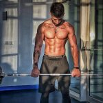 Personal training in Abu Dhabi with PT Christophe