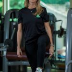 Prenatal at home fitness coaching in Abu Dhabi with coach Chiara