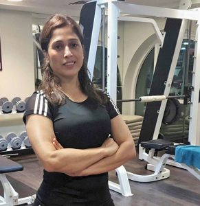 Female Personal Trainer In Manama Bahrain Reena