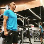 Upper Body Training In Dubai With Coach Daniel