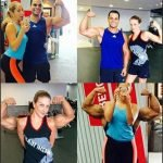 Weight training in Dubai with PT aly