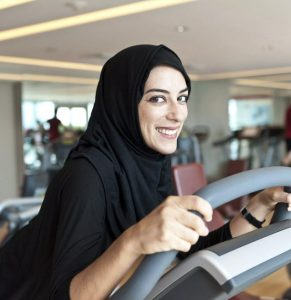 Female Personal Trainer In Riyadh - Josephine