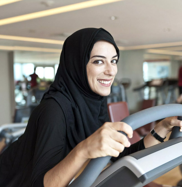 Female Personal Trainer In Riyadh - Josephine