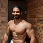 kickboxing personal trainer in Abu Dhabi - Hamada