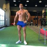 muscle building and fat loss personal trainer in Dubai - Fouad