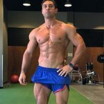 muscle building and fat loss personal trainer in Dubai - Fouad Saeed