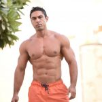 personal trainer and bodybuilding fitness coach in Manama Bahrain fouad
