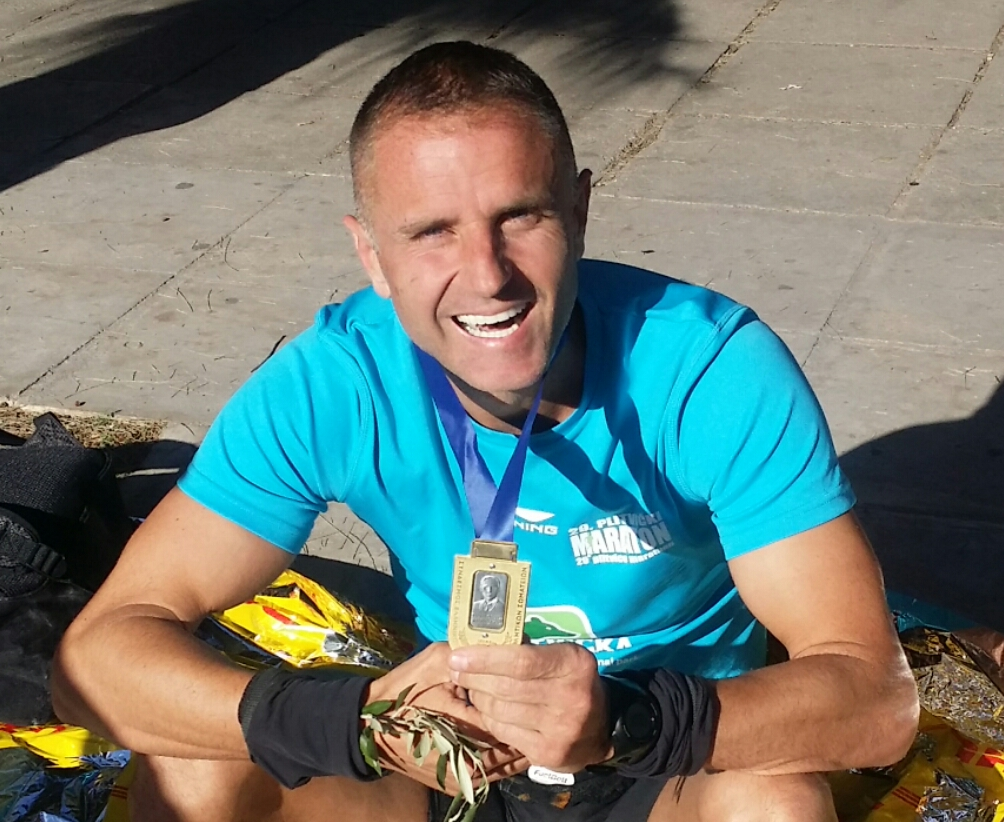 Sports Fitness & Triathlon Training Coach In Dubai - Daniel