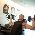 weight loss weight training in Dubai with fitness coach marc larsen