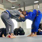 Jiu Jitsu Coaching In Dubai at home for Adults & Kids with coach Nader