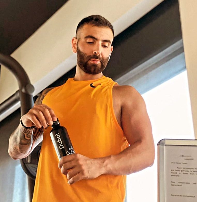 Joe - personal trainer in Dubai for at home coaching