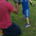 Kids fitness coaching in Dubai with Coach Nader