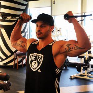 Muscle Building Personal Trainer in Dubai - Enver
