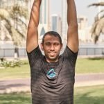 Personal Trainer In Sharjah - Mohammed - Stretching and Rehabilitation Coaching
