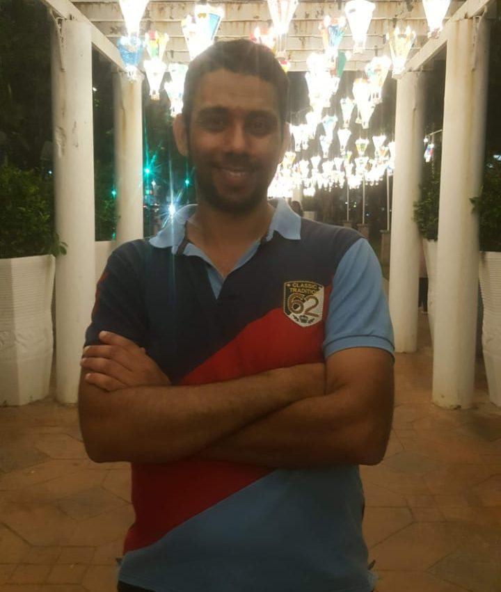 Personal Traner in Sharjah - Mohammed