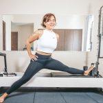 Pilates Coaching In Dubai with female PT Lara