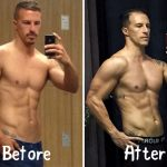 Body Transformation Client Results Images - Personal Trainer Dubai Noufal