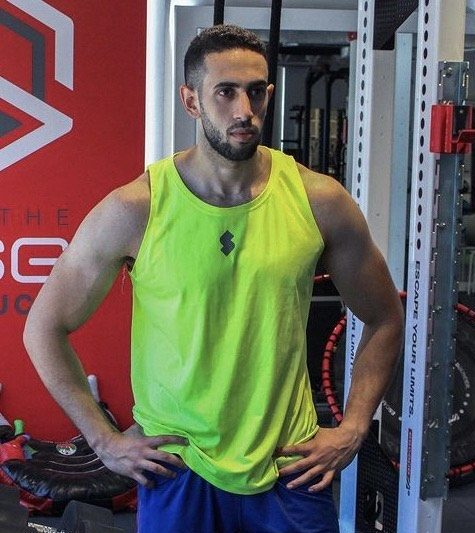 Personal Training & Sports Fitness Coaching In Dubai With PT Mohamed Safwat