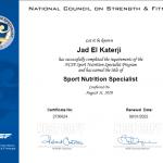 PT Jad - Training Certificate 2